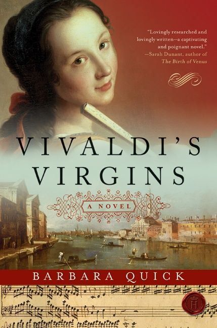 Vivaldis virgins barbara quick paperback read a sample enlarge book cover fandeluxe