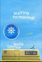 Waiting for Normal Hardcover  by Leslie Connor