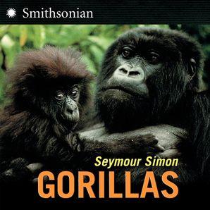Gorillas Paperback  by Seymour Simon