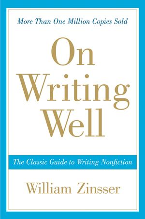 On Writing Well book image