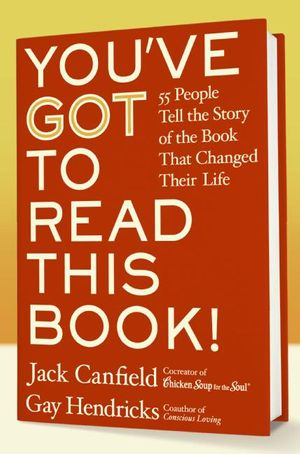 You've GOT to Read This Book! book image