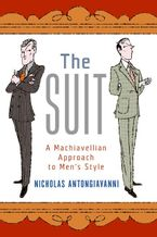 The Suit Hardcover  by Nicholas Antongiavanni