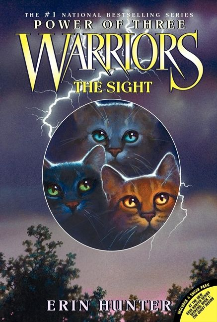 Children S Book Covers Alan Powers : Warriors power of three the sight erin hunter