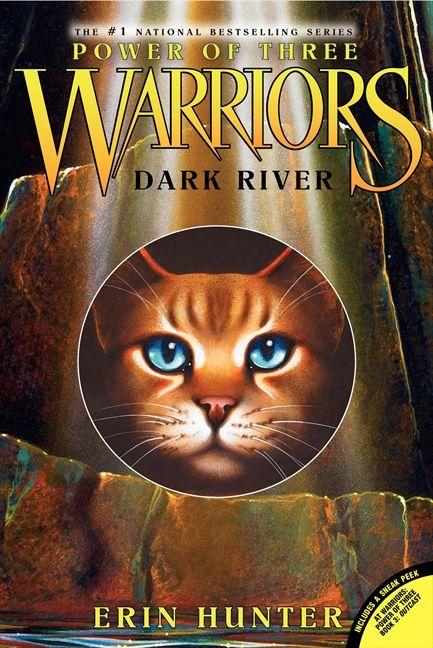Warriors: Power of Three #2: Dark River - Erin Hunter