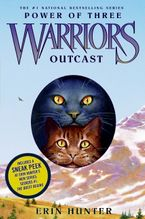 Warriors: Power of Three #3: Outcast Hardcover  by Erin Hunter