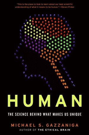 Human book image