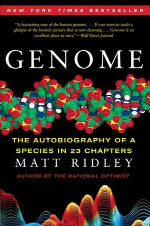 Genome book image
