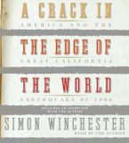 A Crack in the Edge of the World Downloadable audio file UBR by Simon Winchester