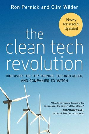 The Clean Tech Revolution book image