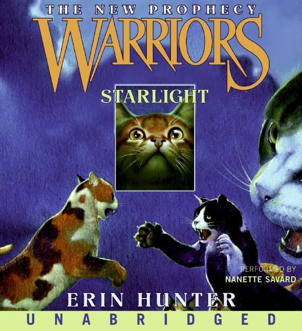Warriors: The New Prophecy #4: Starlight CD