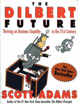 DILBERT FUTURE book image