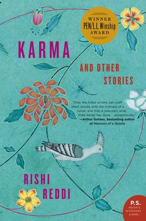 Karma and Other Stories book image