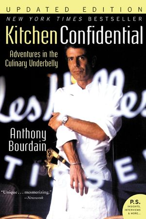 Kitchen Confidential Updated Ed book image