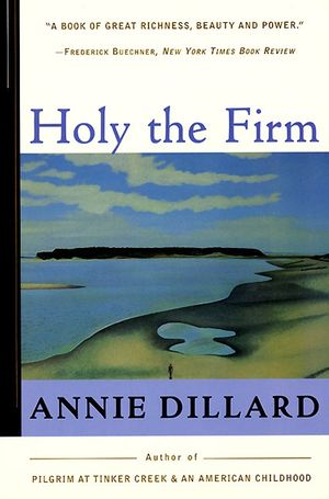 Holy the Firm book image
