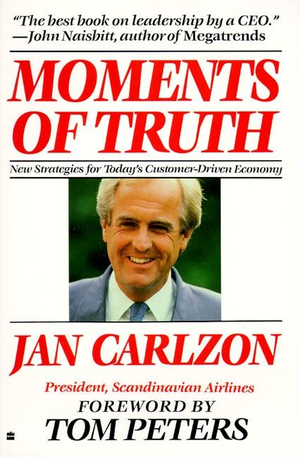 Book cover image: Moments of Truth