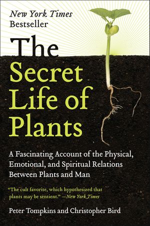 The Secret Life of Plants book image