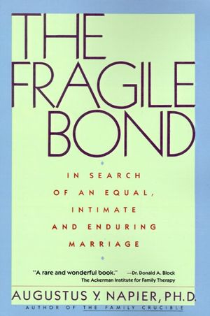 The Fragile Bond book image