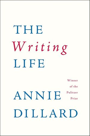 The Writing Life book image