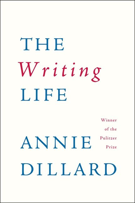 annie dillard essays online Annie dillard (from pilgrim at tinker creek, harperperennial, 1974) when i was  six or seven years old, growing up in pittsburgh, i used to take a precious.