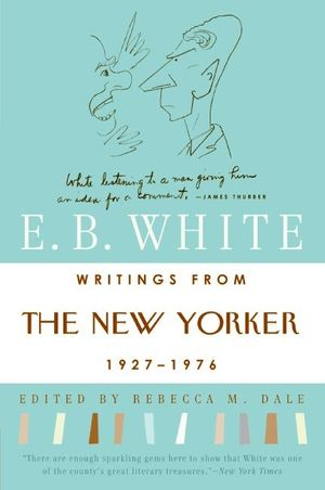 Writings from The New Yorker 1927-1976 book image