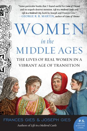 Women in the Middle Ages book image