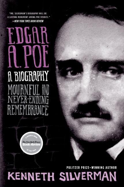 Book Cover Biography ~ Edgar a poe biography kenneth silverman paperback