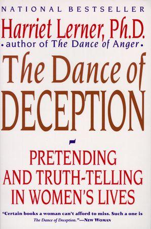 The Dance of Deception - Harriet Lerner - Paperback
