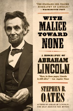 With Malice Toward None book image