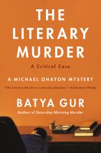 The Literary Murder