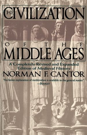 Civilization of the Middle Ages book image