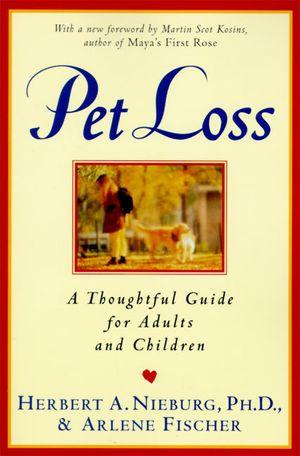 Pet Loss book image