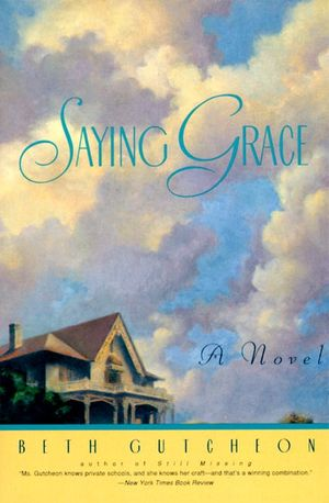 Saying Grace book image