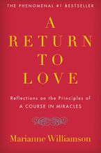 A Return to Love Paperback  by Marianne Williamson
