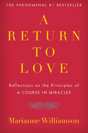 A Return to Love book image