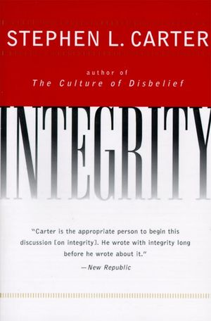 Integrity book image