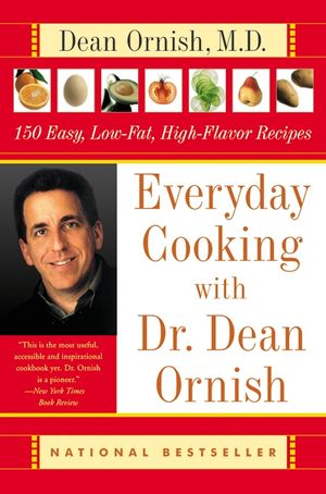 Everyday Cooking with Dr. Dean Ornish book image