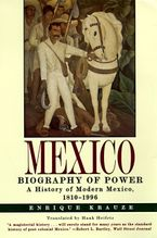 Mexico Paperback  by Enrique Krauze