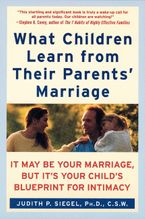 What Children Learn from Their Parents