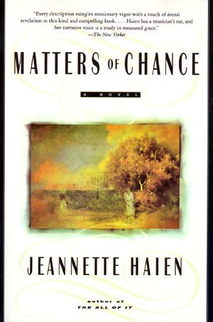 Matters of Chance book image