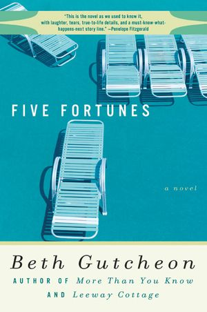 Five Fortunes book image