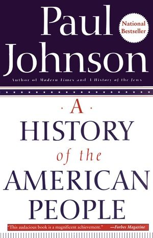 A History of the American People book image