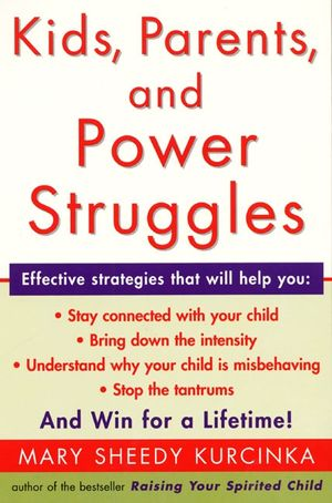 Kids, Parents, and Power Struggles book image