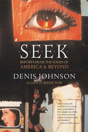 Seek book image