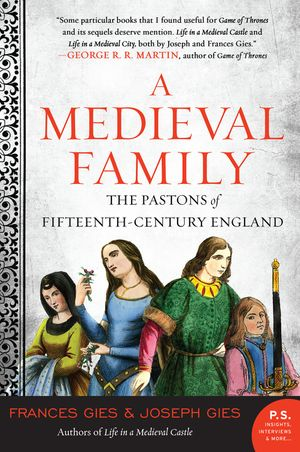 A Medieval Family book image