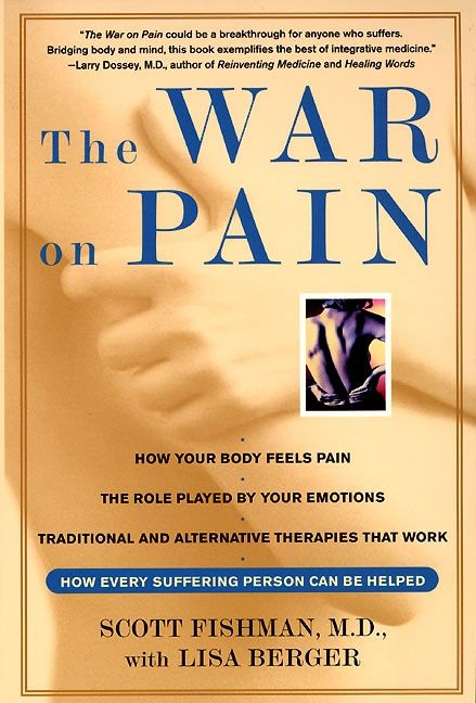 The war on pain scott fishman lisa berger paperback enlarge book cover fandeluxe Image collections