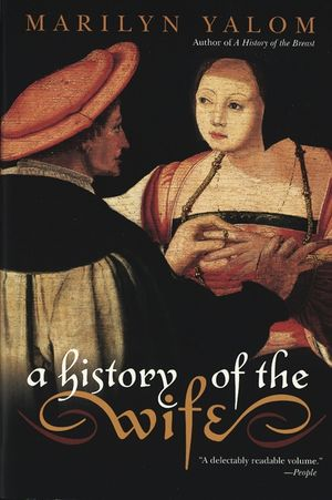 A History of the Wife book image