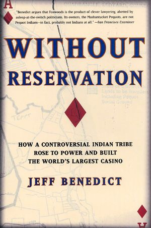 Without Reservation book image