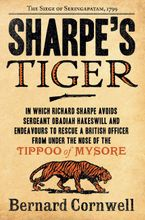 Sharpe's Tiger Paperback  by Bernard Cornwell