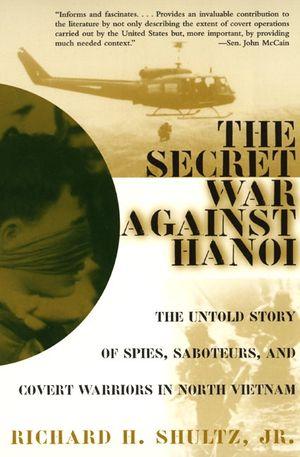 The Secret War Against Hanoi book image