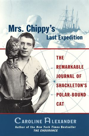 Mrs. Chippy's Last Expedition book image
